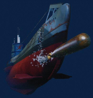 Elco 80 Torpedo Boat PT596  135  toemennl